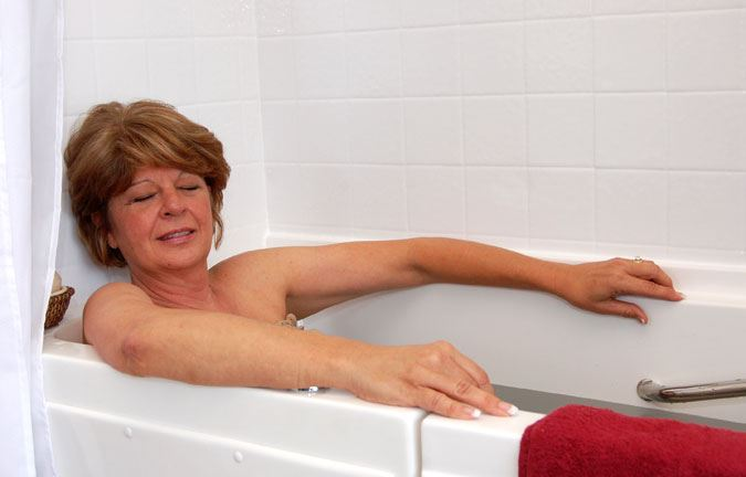 Walk-in Tub Relaxation Benefits