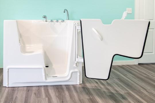 Walk-in Bath Tub Swing Out